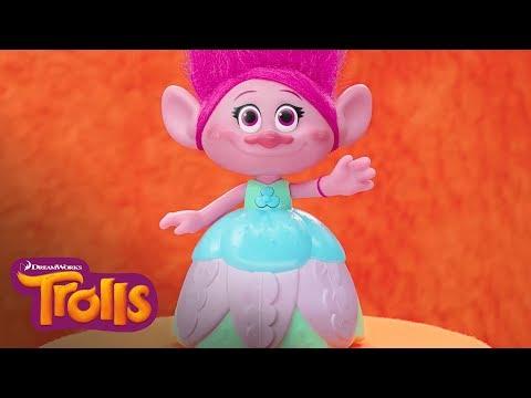 Hasbro Trolls Nederland - Haar in de lucht Poppy