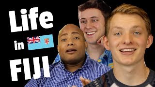 American's view • What life in Fiji is really like