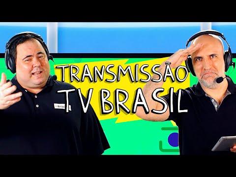 TRANSMISSÃO TV BRASIL
