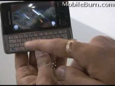 Sony Ericsson Xperia X1 - Take 2