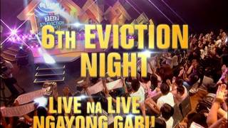 pinoy big brother 737 day 48 6th eviction night