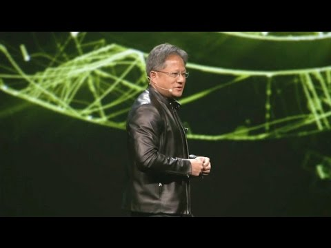 GTC 2016: NVIDIA DGX-1, World