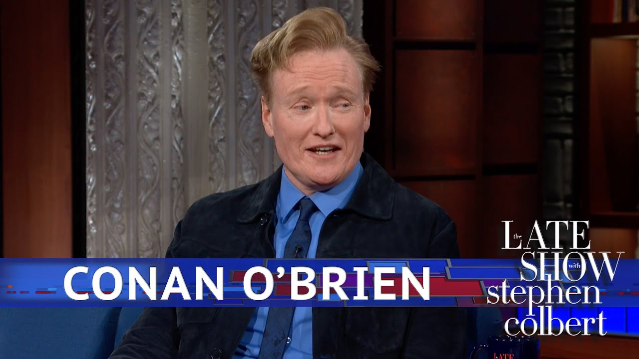 Conan O'Brien's DNA Test Stunned His Doctor