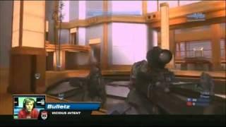 Halo Reach Finals: MLG D.C 2010 - Victorious Secret vs Vicious Intent (Part 1)