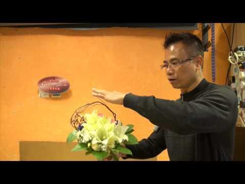 BB 4 結婚花球系列 Bridal Bouquet #4 White Lilies