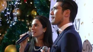 World's First Swarovski Crystallised Merry-Go-Round at Pavilion KL