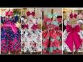 Cotton baby girl dress mid summer