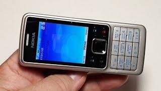 Nokia 6300. Ретро телефон. Retro phone. Капсула времени. Retro Telefon aus Deutschland