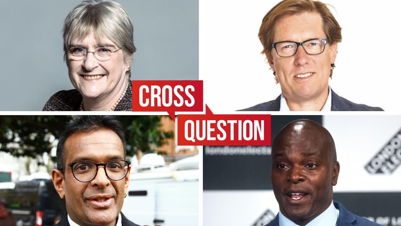 Cross Question with Iain Dale | Watch Again