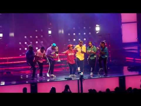 Bruno Mars - Perm (24K Magic World Tour - MN 8-5-2017)