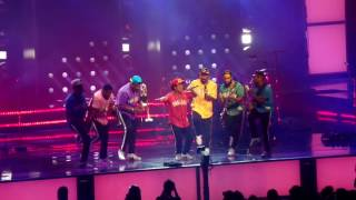 Bruno Mars - Perm (24K Magic World Tour - MN 8-5-2017)