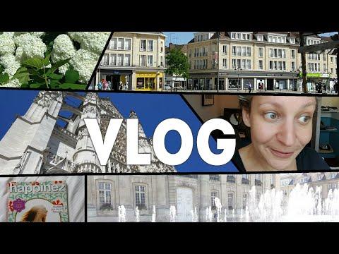 Vlog 🌟 Direction Beauvais, cathédrale, musée, shopping (haul) et imprévus... 🌟