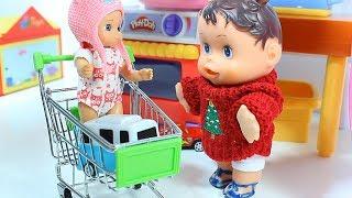 видео Дети играют в игрушки или игрушки играют детьми? — ЕлицыМедиа — со смыслом по жизни, с пользой для души