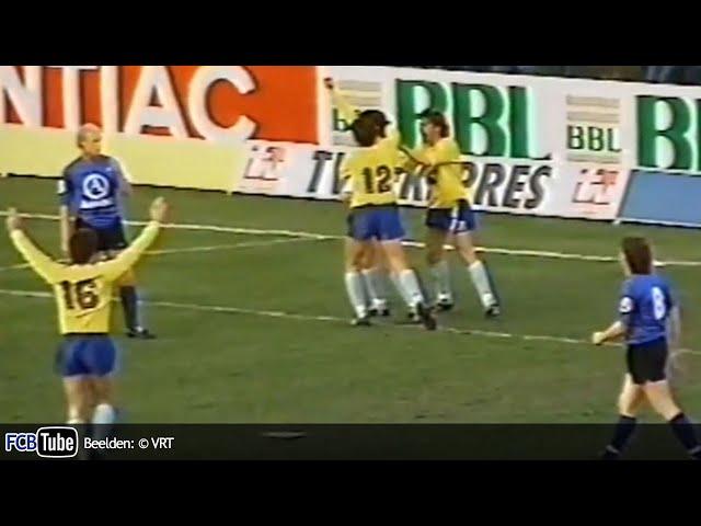 1988-1989 - Jupiler Pro League - 31. SK Beveren - Club Brugge 3-2