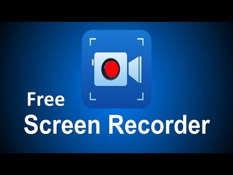 Free Screen Recorder For PC