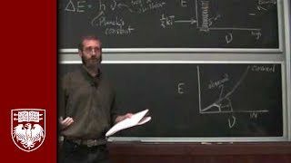 Lecture 3 - Blackbody Radiation & Quantum Mechanics