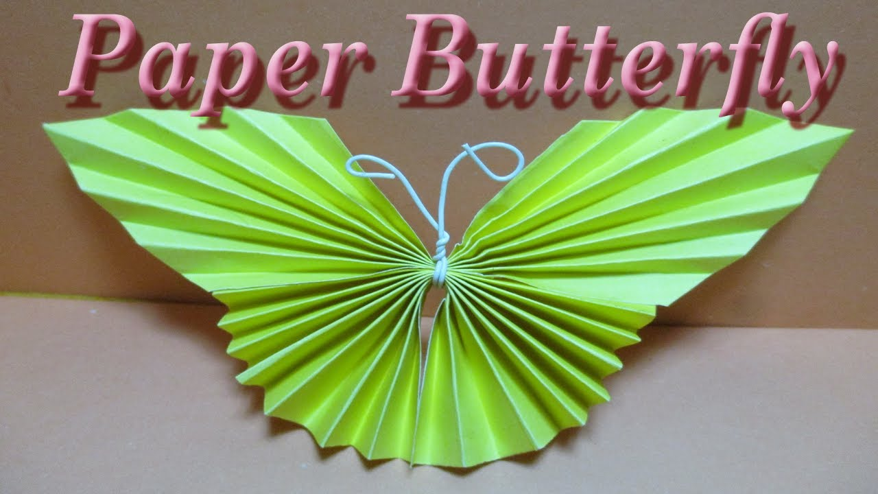 paper butterfly craft ideas easy paper butterfly origami and easy butterfly diy 5072