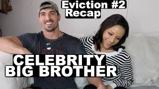 CELEBRITY BIG BROTHER EVICTION #2 Recap | Jess and Cody
