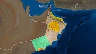 Oman's Geographic Challenge