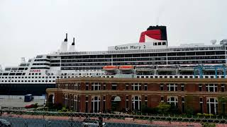 The Queen Mary 2. Biggest ocean liner ?