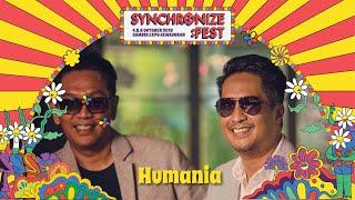 Humania LIVE @ Synchronize Fest 2019