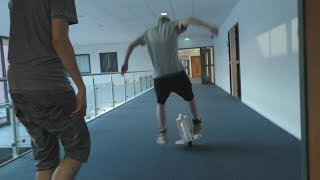 AIR WHEEL RACE! | DE KONING