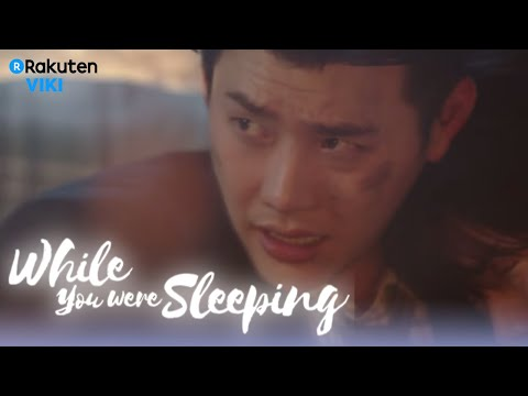 While You Were Sleeping - EP13 | Lee Jong Suk & Suzy In