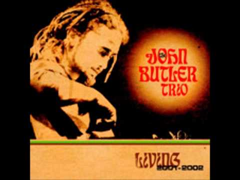 The John Butler Trio - Valley (Living 2001 - 2002 Live)