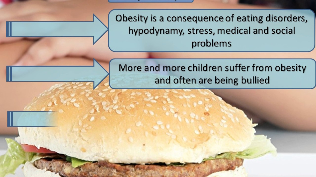 problem of obesity in america thesis statement A descriptive study of childhood obesity monitoring statement of problem in an effort to begin to more effectively address childhood obesity, this thesis.