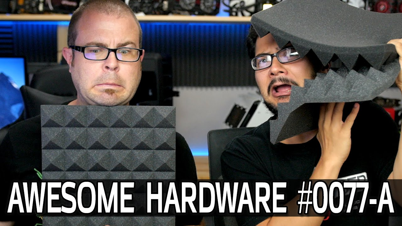 Awesome Hardware #0077-A: iPhone 7 LOL, MSI VR One Backpack, Netflix & Data  Caps