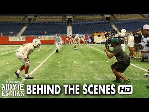 My All American (2015) Behind the Scenes