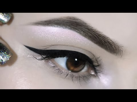 How To Apply Pencil Eyeliner / Tutorial For Beginners