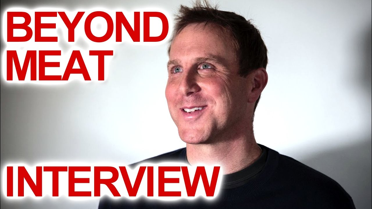 INTERVIEW TEASER: BEYOND MEAT CEO ETHAN BROWN