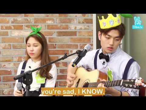 Your Song - Sam Kim (With 이진아&정승환&권진아) - Eng Sub [ddukchae Translate]