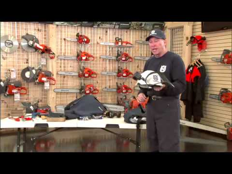 Chainsaw How To - Personal Protective Equipment