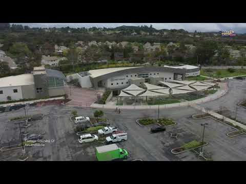 Santa Clarita Roads, Shopping Centers Empty Following 'Safer At Home' Order