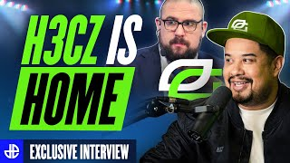 Reviving the Greenwall - Exclusive OpTic H3CZ Interview w/ Richard Lewis