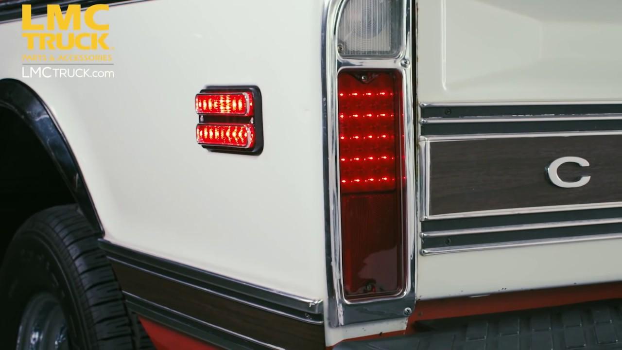 medium resolution of 1979 ford truck parking light wiring