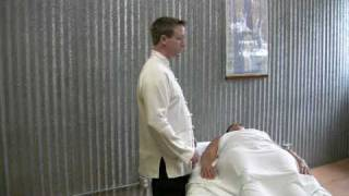 Lymphatic Drainage Demonstration