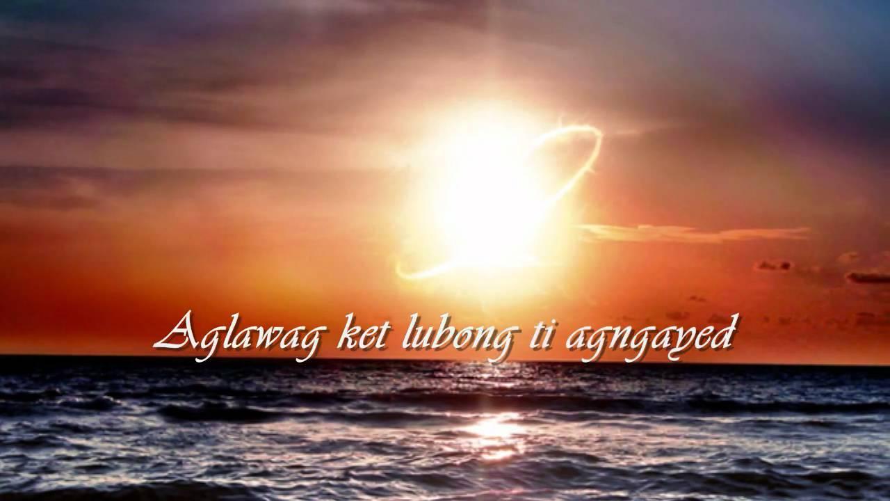 PANNUBOK (ILOCANO SONG w/LYRICS)