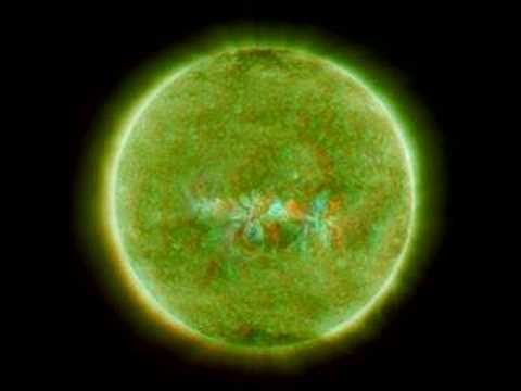 Solar Sequence in 3D