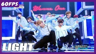 60FPS 1080P | WANNAONE - Light, 워너원 - 켜줘 Show Music Core 20180609