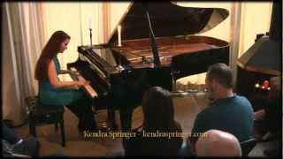Maroney, Springer & Bongiorno, full concert at Piano Haven, new age solo piano