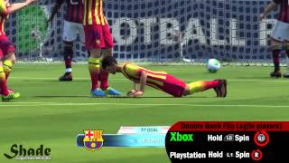 FIFA 14 All Celebrations Tutorial | Xbox & Playstation | HD