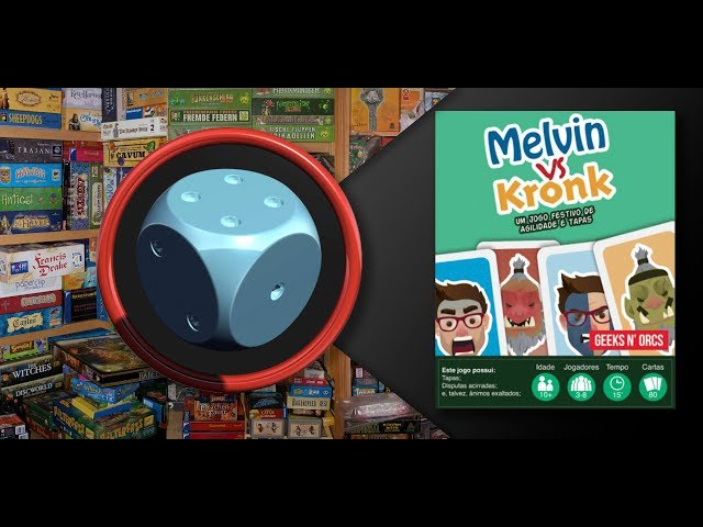 Melvin vs. Kronk - Como Jogar