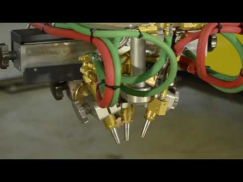 Global Oxy-Fuel IR-CBU Pro Bevel-Edge Cutting