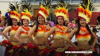 Hula Girls & Drum of the Pacific 01