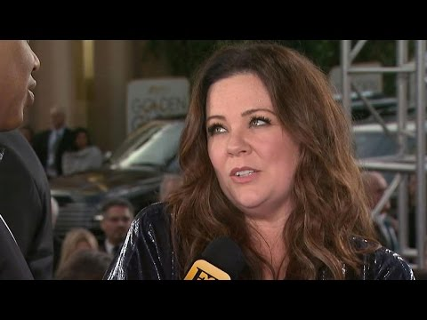 Melissa McCarthy Gets Choked Up Talking About the Cancellation of