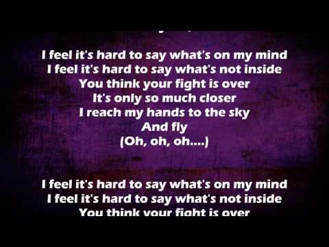 Fly - Phillip Phillips Lyrics