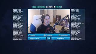 Shroud Obtient Fortnite Friend Demande spam